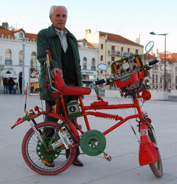 Ohhhh... How Much I Love my Bike... Bike-cota-leiria