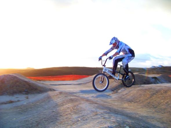 nelito race track bmx sugar bikes